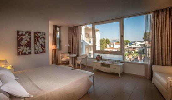 Pittulongu, Italy: Deluxe room