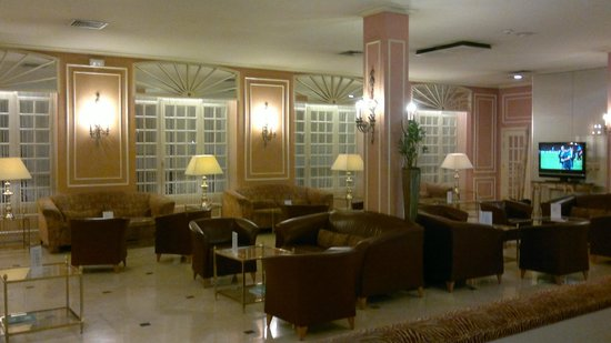 Hotel Arosa : The lobby, the place for afternoon mojito