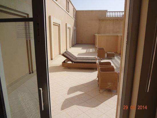 The Westin Dubai Mina Seyahi Beach Resort & Marina: Terrace