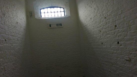 Kilmainham Gaol: cell