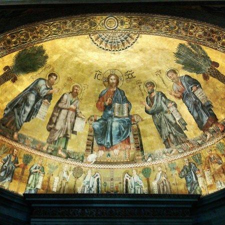 Abbazia di San Paolo Fuori Le Mura : Abside