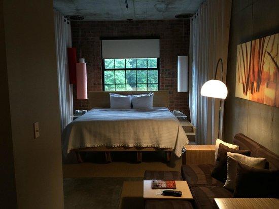 NYLO Providence/Warwick: Chambre