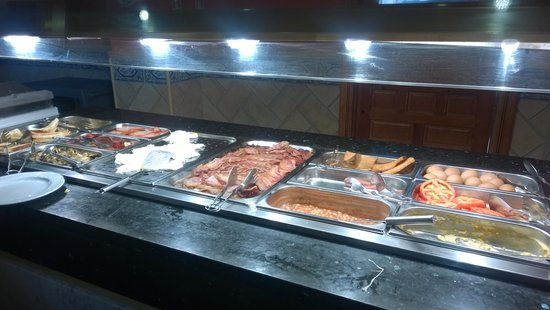 Essence Hotel Boutique by Don Paquito : food :)