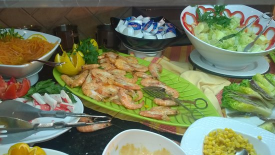 Essence Hotel Boutique by Don Paquito : food
