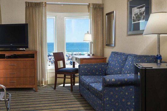 Ashworth by the Sea: Guest Room Sitting Area Ocean View