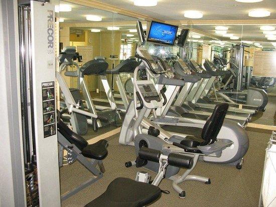 Candlewood Suites Galveston: Gym