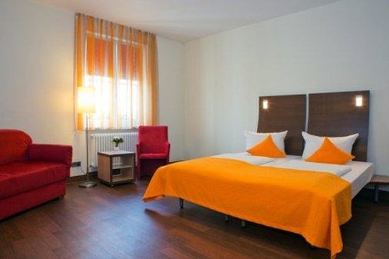 Stadthotel Freiburg Kolping Hotels und Resorts: TOP KHR Stadthotel Freiburg_Double Room XL