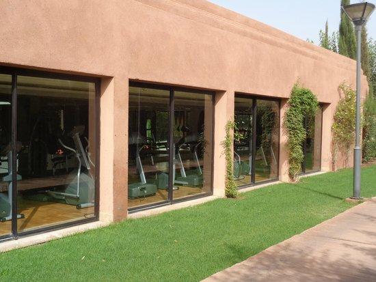 Kenzi Club Agdal Medina : Salle de fitness payante 25€/semaine