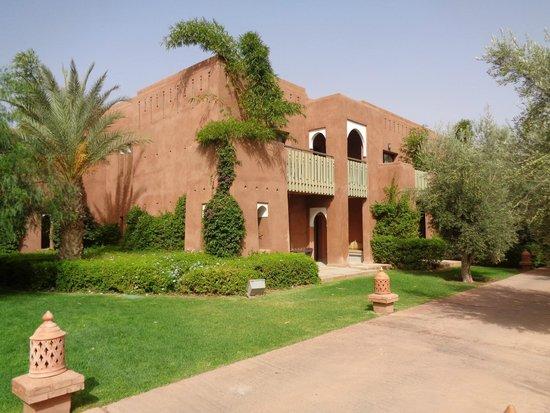 Kenzi Club Agdal Medina : Chambre dans Ryads