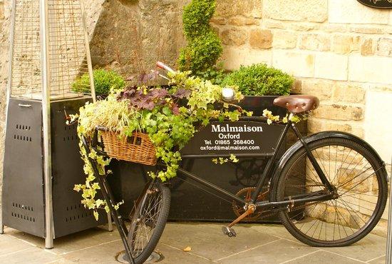 Malmaison Oxford Castle : Outside of hotel