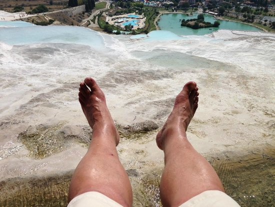 Pamukkale Hijackers : more nice view