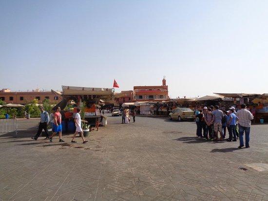 Marrakech Souk: Place