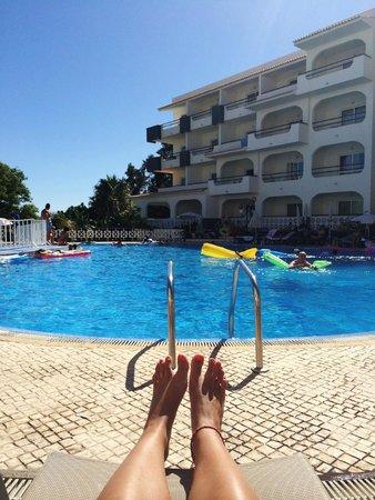 Luna Miramar: pool