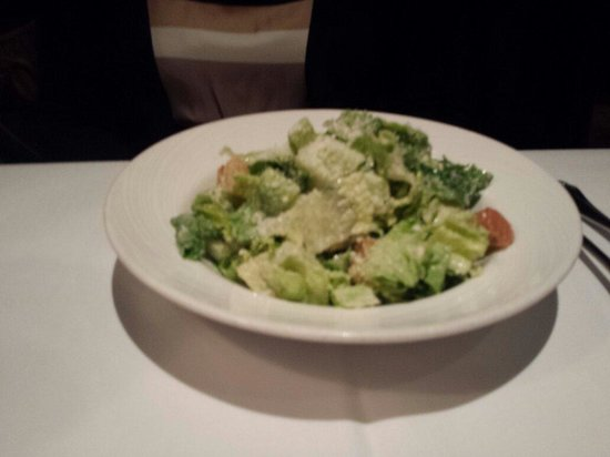 The Palm - Tysons Corner: Caesar salad