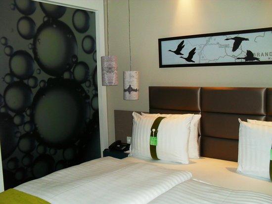 Holiday Inn Berlin - City East Side: la nostra stanza, la 212: bellissima!