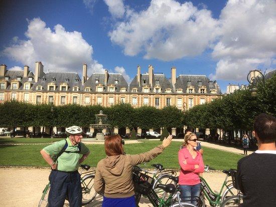Bike About Tours : Paris bike tour