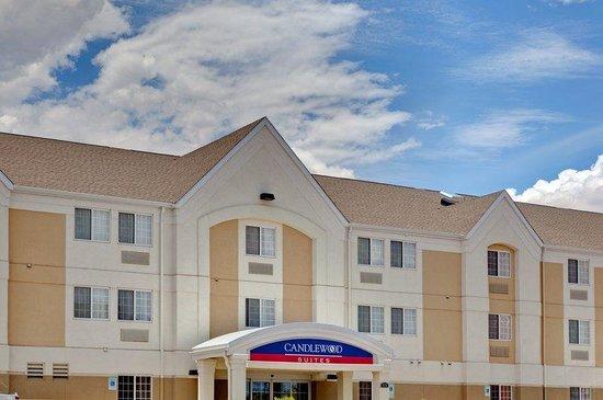 Candlewood Suites Nogales: Entrance