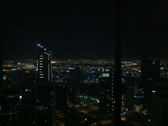 Kempinski Residences & Suites, Doha: Panoramica notturna