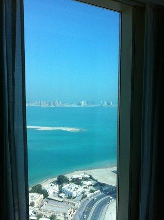 Kempinski Residences & Suites, Doha : Panoramica diurna