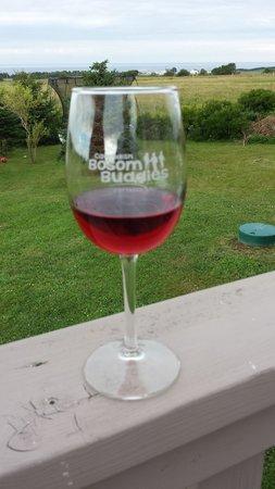Cavendish Bosom Buddies Cottages and Suites: Simple pleasures