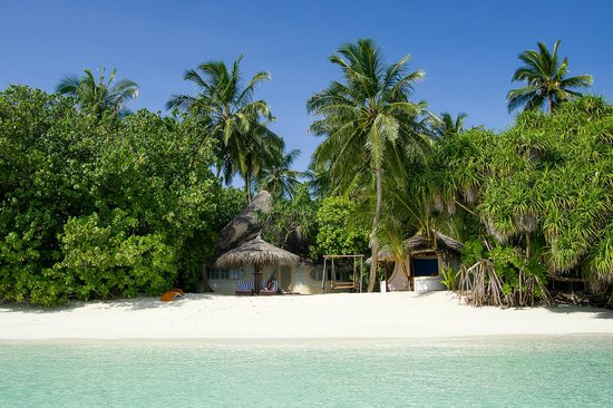 Nika Island Resort: beach bungalow 24