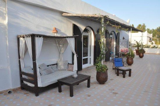 Villa Daba : La chambre