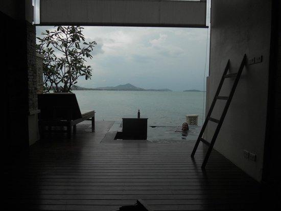 The Sarann: room view