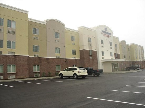Candlewood Suites Lexington : Welcome to the Candlewood Suites - Lexington, KY