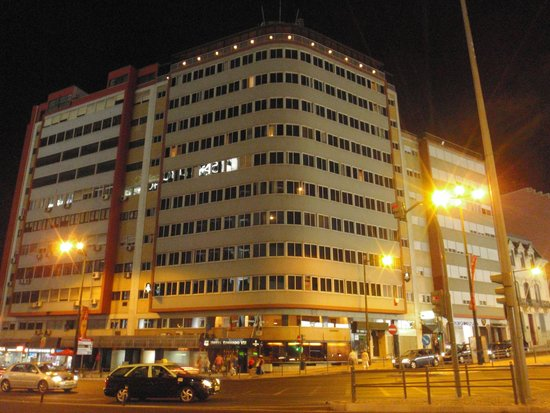 Hotel Eduardo VII: Hotel Edouard VII