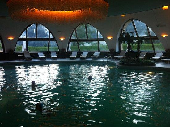 Miramonti Majestic Grand Hotel: La piscina