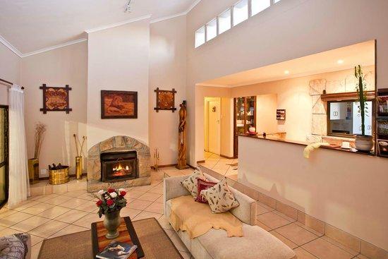 Boulders Lodge & Spa: Reception area