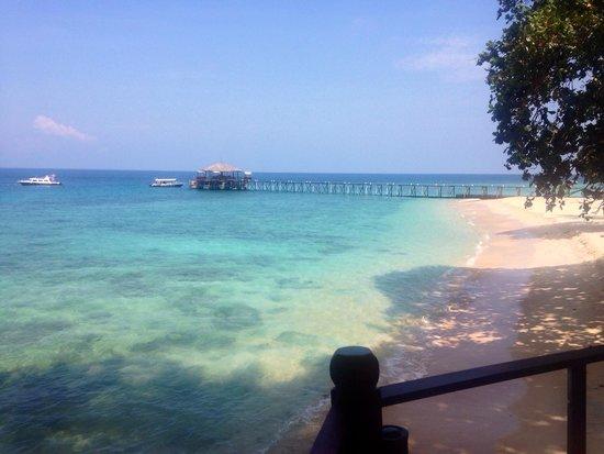 Japamala Resort by Samadhi : Dalla stanza n.16