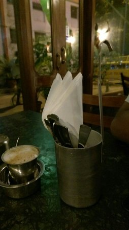 Carnatic Cafe: Coffee too good
