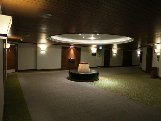 Crowne Plaza Bangkok Lumpini Park: Hotel Room Lobby