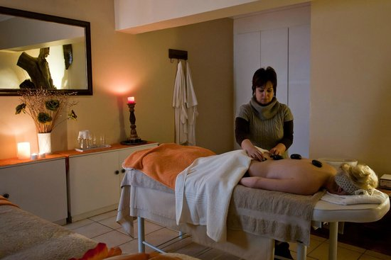 Treatments at Boulders Lodge & Spa