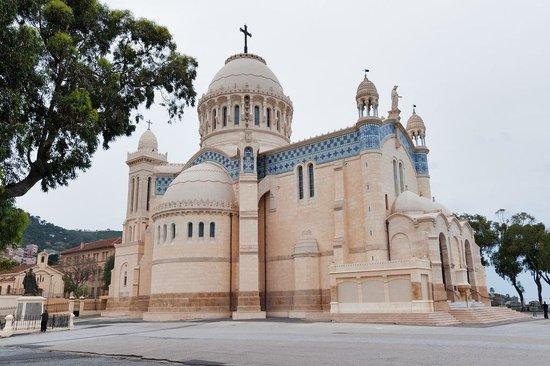 Basilique Notre-Dame d'Afrique : Notre Dame d'Afrique, Alger/Algeria