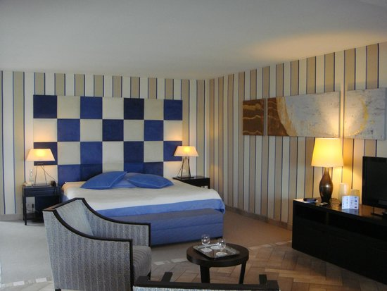 Domaine de Rochevilaine : un lit de rêve face à la mer