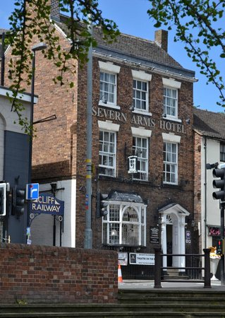 The Severn Arms Hotel Bridgnorth Reviews Photos Price Comparison Tripadvisor
