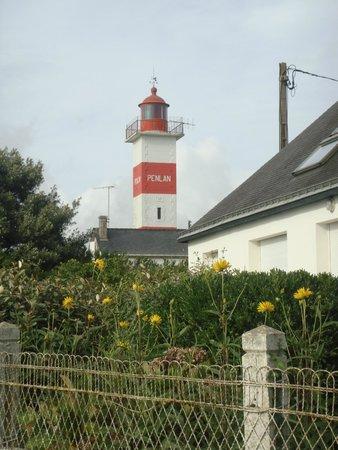 Domaine de Rochevilaine : le phare