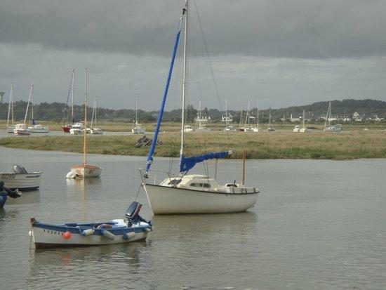 Domaine de Rochevilaine : le petit port de Billiers entre terre et mer