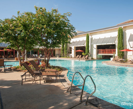 Hyatt residence club san antonio wild oak ranch updated for Pool show san antonio