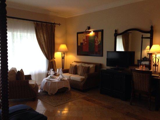 Luxury Bahia Principe Cayo Levantado: Jr suite