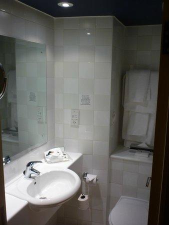 Holiday Inn York: Badkamer