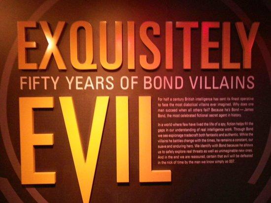 International Spy Museum: Entry to Bond