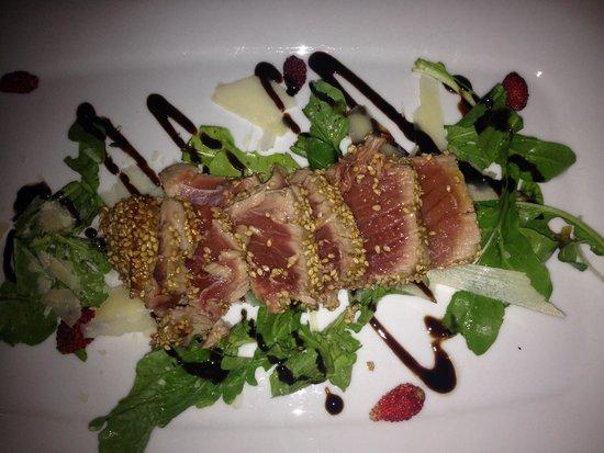 La Taverna dell' Etna: Tagliata di tonno