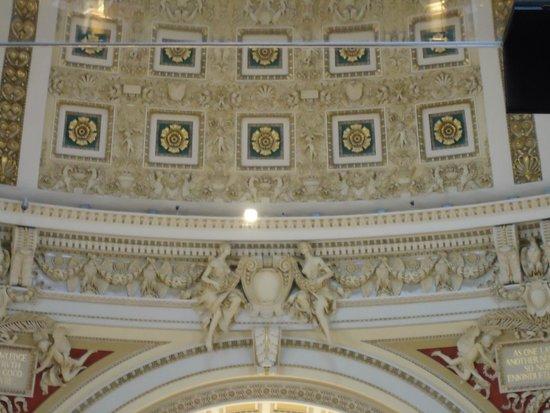 Bibliothèque du Congrès : Pure ecstasy in stone.