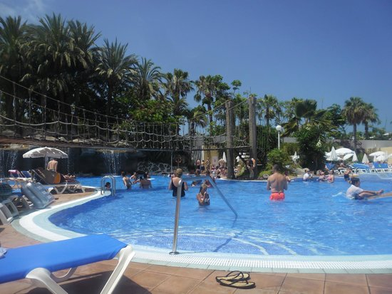 Hotel Best Tenerife : Pool area