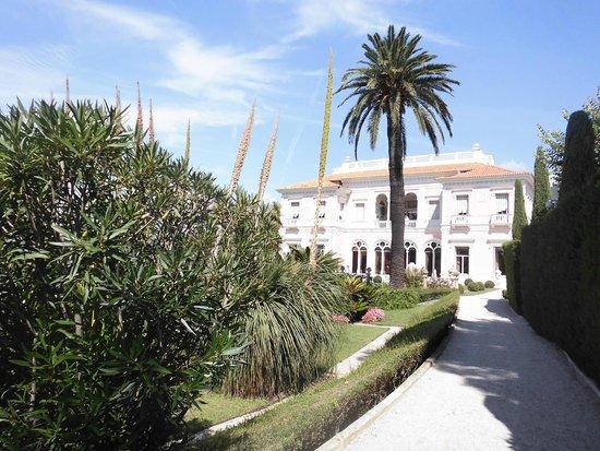 Villa & Jardins Ephrussi de Rothschild: Esterno villa