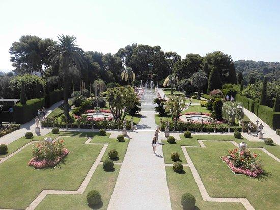 Villa & Jardins Ephrussi de Rothschild: giardinii