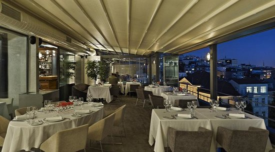 Tomtom Suites: La Mouette Bar Terrace